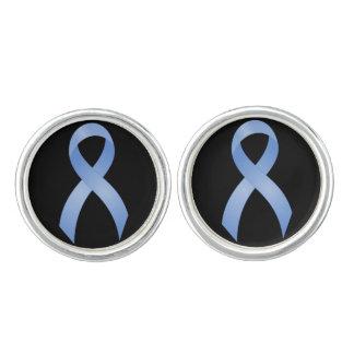 Gemelos Cinta azul clara del cáncer de próstata