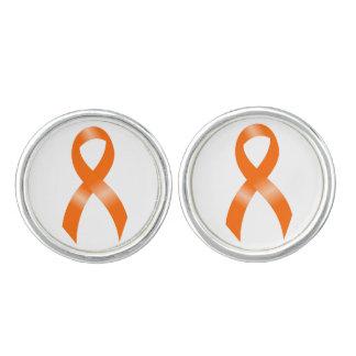 Gemelos Cinta del naranja de la leucemia