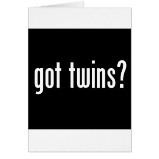 ¿gemelos conseguidos