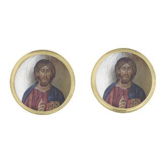 Gemelos Dorados Cristo Pantocrator