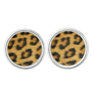 Gemelos Impresión del pelo de la piel del leopardo