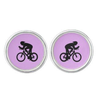 Gemelos Mancuernas del ciclista