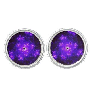 Gemelos Mancuernas del fractal de la nebulosa