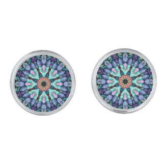 Gemelos Plateados Mancuernas de piedra de la maravilla, 4 formas
