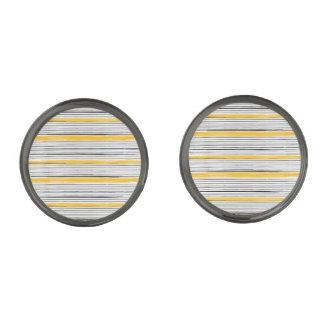 Gemelos Plomizos Mancuernas de los nuevos diseñadores/nuevo de lujo