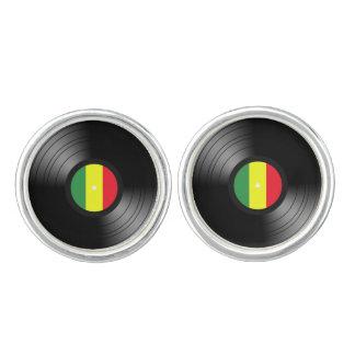 Gemelos Reggae del vinilo
