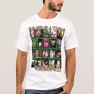 GENERACIÓN EN LÍNEA 1,0 myspace.com/dvdclothing Camiseta
