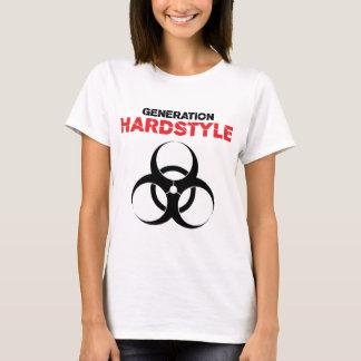 Generación Hardstyle Camiseta