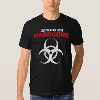 Generación incondicional camiseta