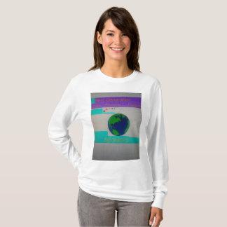 Generación siguiente de la camiseta blanca de