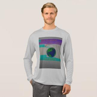 Generación siguiente de la camiseta de manga larga