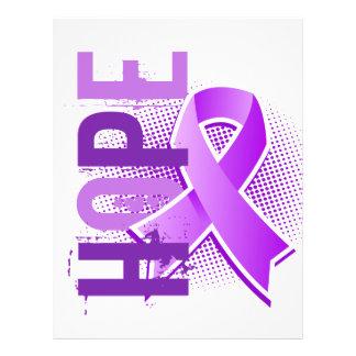 General Cancer de la esperanza 2 Tarjeta Publicitaria