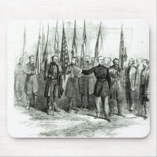 General Custer Alfombrilla De Ratón