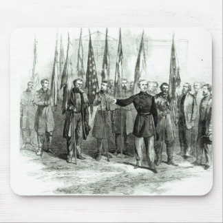 General Custer Alfombrilla De Raton