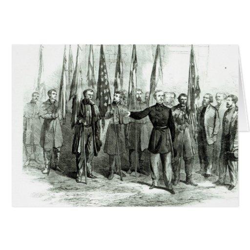 General Custer Felicitación