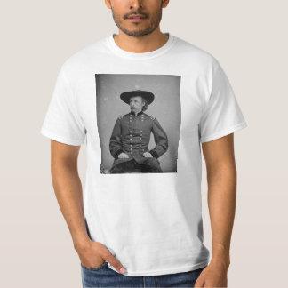 General George Armstrong Custer de Mathew Brady Camisas