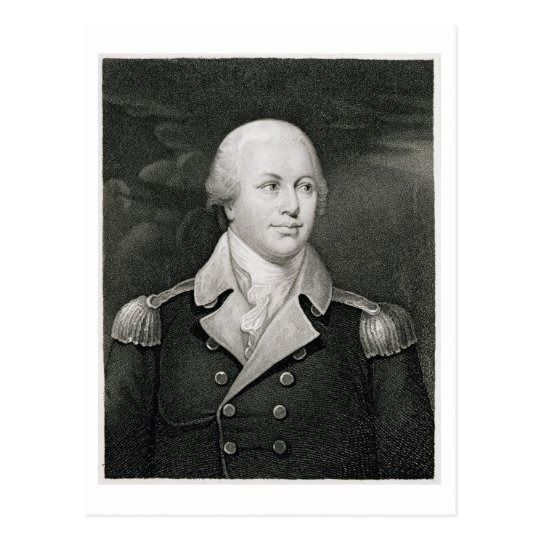 General importante Nathaniel Greene (1742-86), Postal