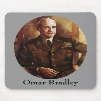 General Omar Bradley Tapetes De Ratón