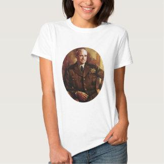 General Omar Bradley Camisas