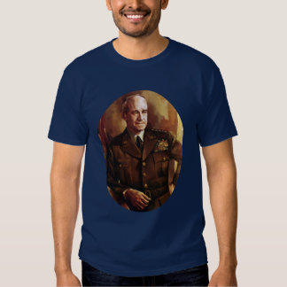 General Omar Bradley Camiseta
