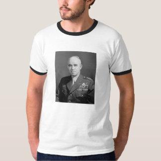 General Omar Bradley -- Segunda Guerra Mundial Camisas