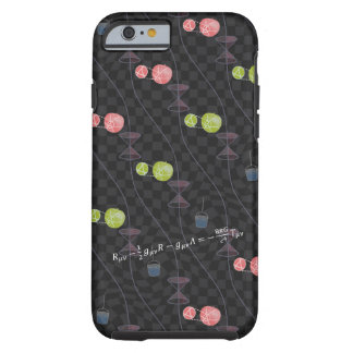 General Relativistic Universe (with curved grid) Funda Resistente iPhone 6