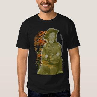 Géneros [fantasma de George Custer Camiseta