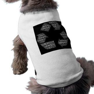 generosity-401403 CAUSA LAS ACCIONES M de las Camiseta Sin Mangas Para Perro
