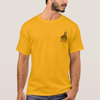 Genghis Khan/camisa de los Mongols Camiseta