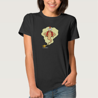 Genios Aparecer de la lámpara mágica Camisetas