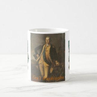 Gen'l Washington/sociedad de la taza de Cincinatti