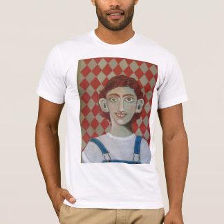 Gente azul apalache innata camiseta