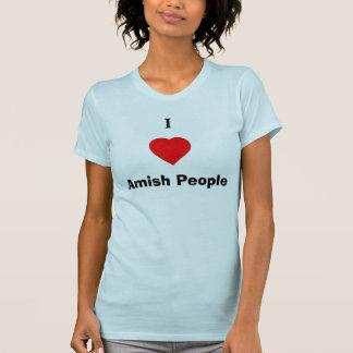 Gente de Amish del corazón I Camiseta