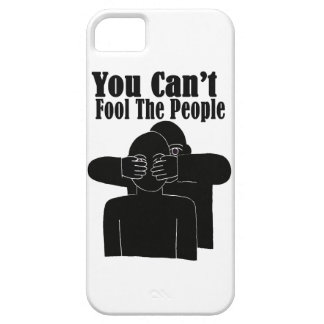 gente del tonto iPhone 5 Case-Mate protectores