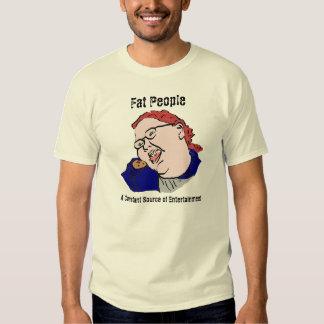 Gente gorda camisas