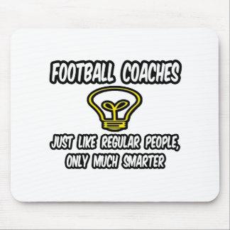 Gente regular de los entrenadores de fútbol…, sola alfombrilla de ratones