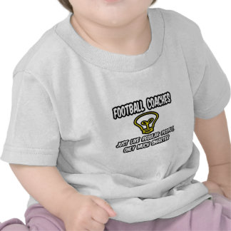 Gente regular de los entrenadores de fútbol…, sola camiseta