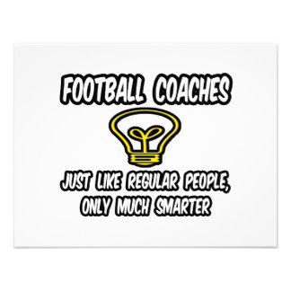 Gente regular de los entrenadores de fútbol…, sola invitación