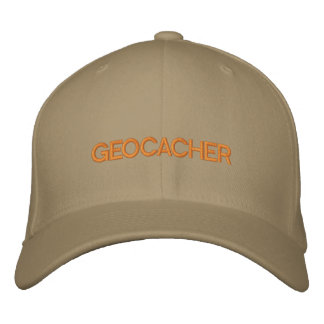 GEOCACHER GORRA BORDADA