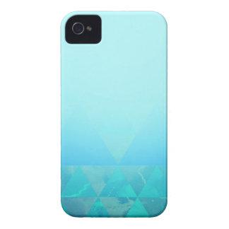 Geometría abstracta iPhone 4 protectores