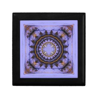 Geometría sagrada caja de regalo