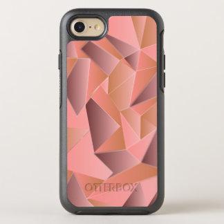 Geométrico de moda de Ombre modelado Funda OtterBox Symmetry Para iPhone 8/7