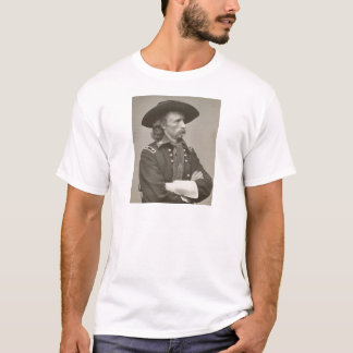 George Armstrong Custer Camiseta