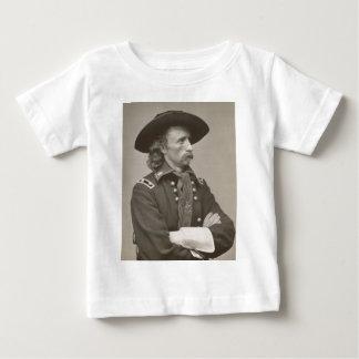 George Armstrong Custer Camiseta Para Bebé
