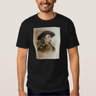 George Armstrong Custer circa 1860s Camisas