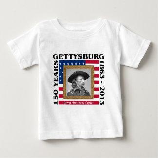 George Custer - 150o aniversario Gettysburg Camiseta De Bebé