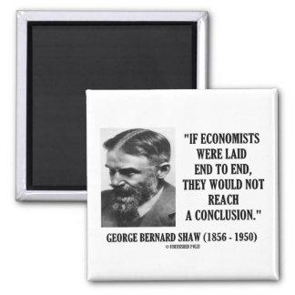 George los economistas de B. Shaw If puso no la Imán Cuadrado