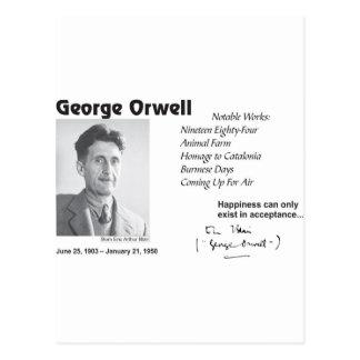 George Orwell Postal