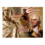 George Washington - 1r presidente de los E.E.U.U.