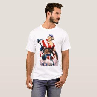 George Washington - Día de la Independencia Camiseta